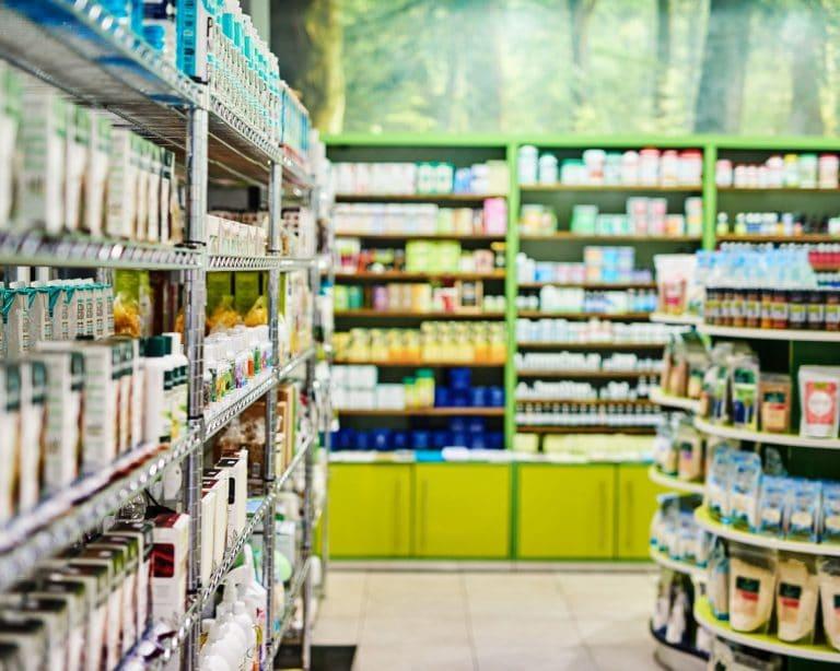 merchandising santé naturelle